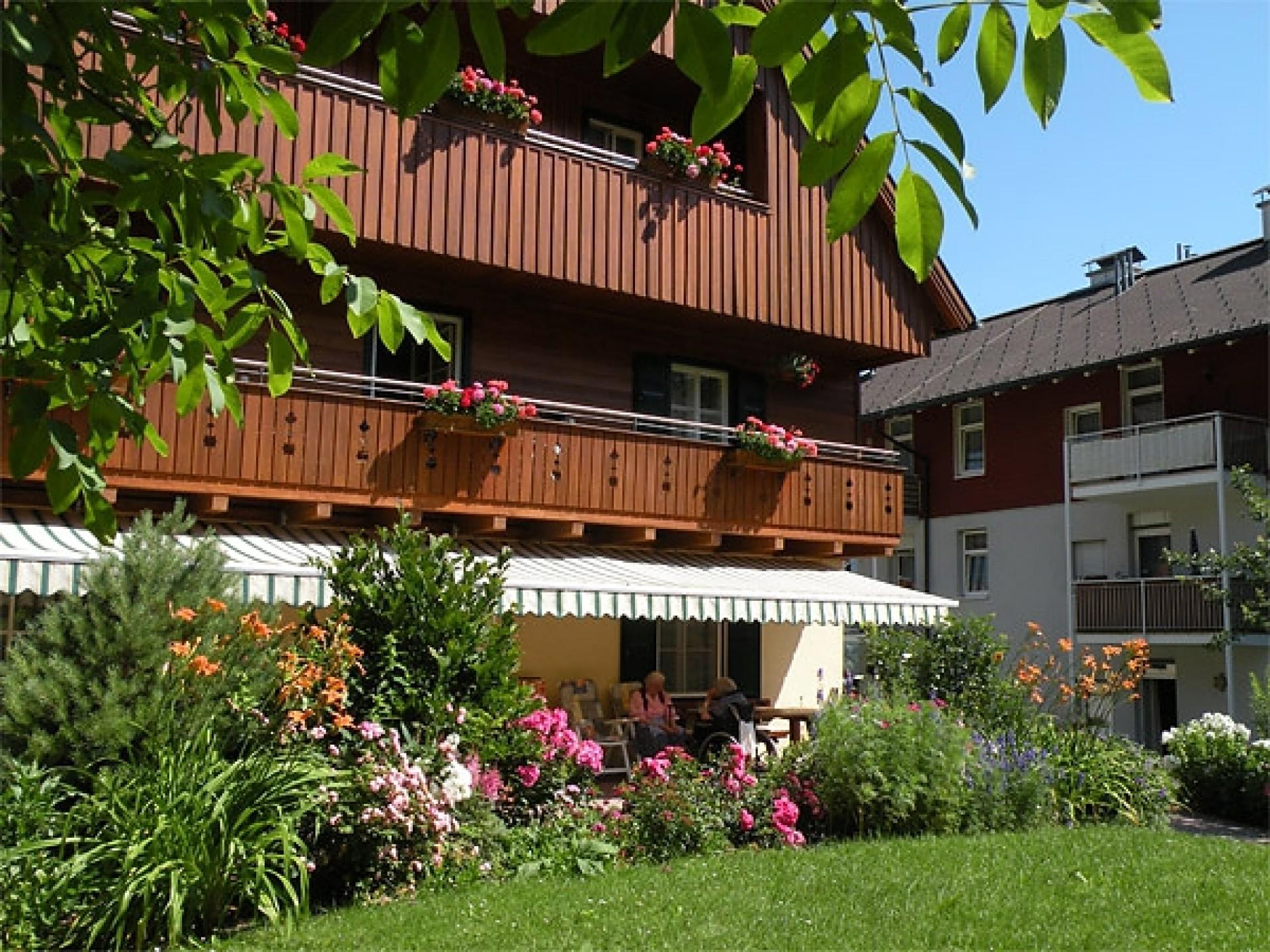 Haus der Senioren der Marktgemeinde Haus